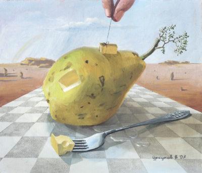 Груша-сыр