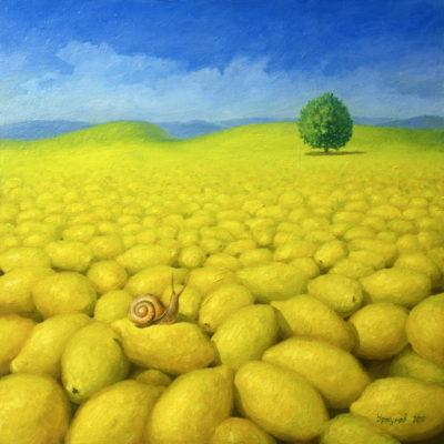 Лимонный мир