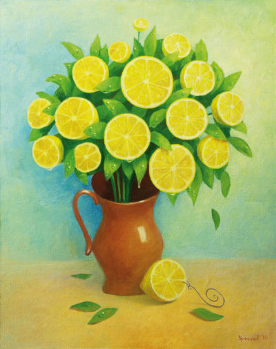 Lemon Bouquet