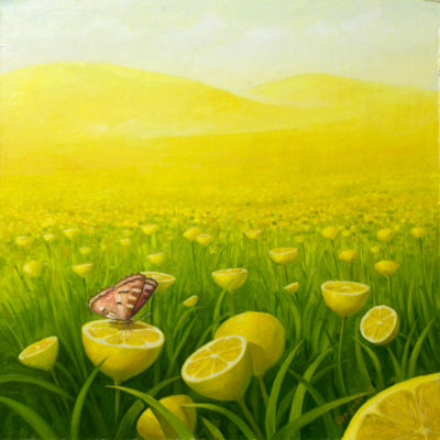 Лимонное поле 2