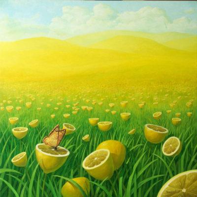 Лимонное поле 3