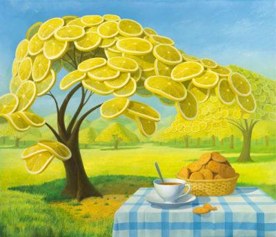 Лимонный сад II